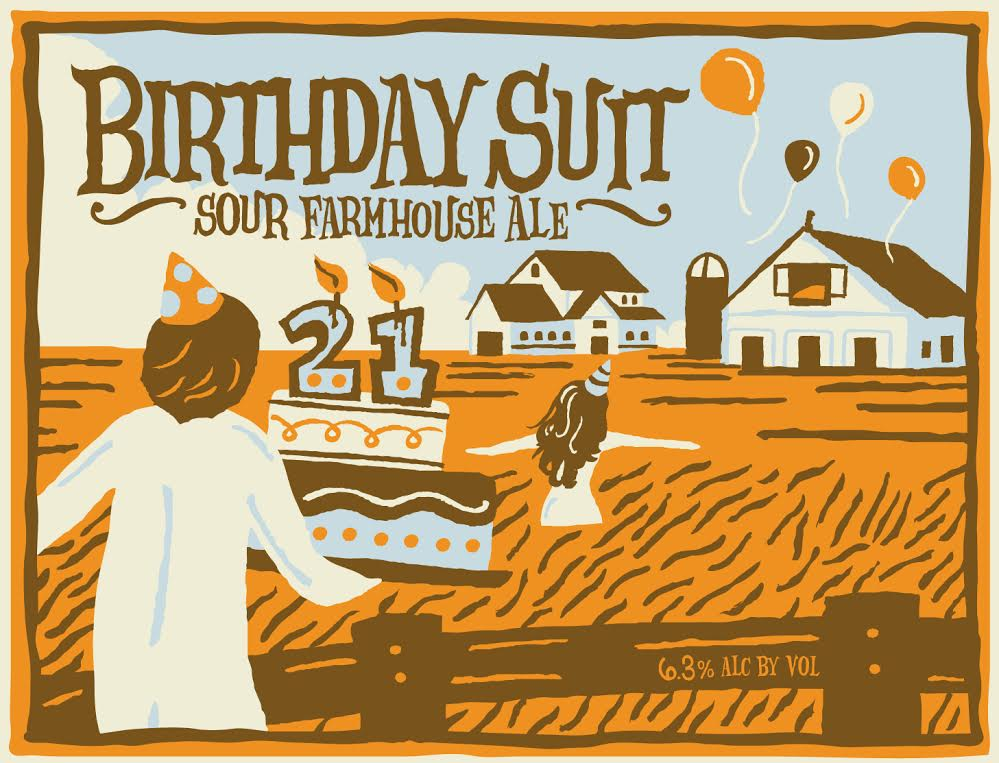 Uinta Birthday Suit 21