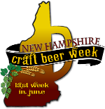 New Hampshire Beer Week Logo